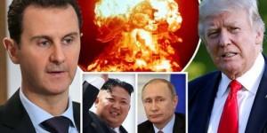 Третья мировая война в 2017 году