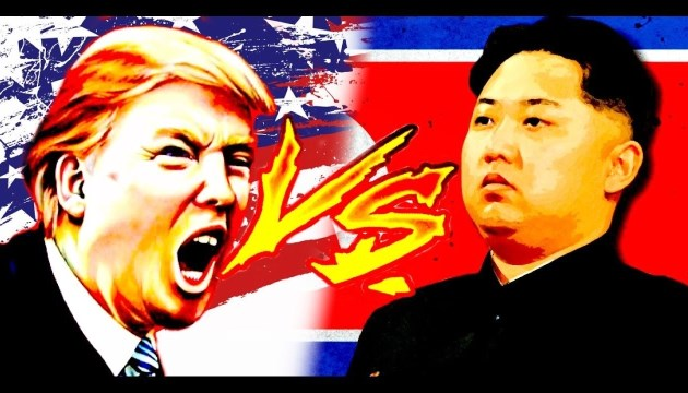 США против КНДР