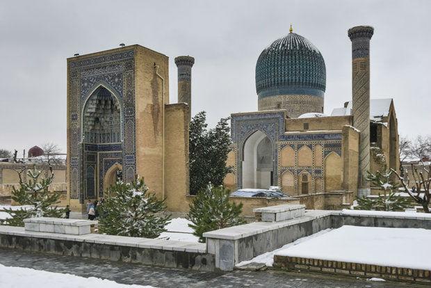 Секрет могилы Чингисхана