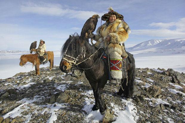 Захоронение Чингисхана