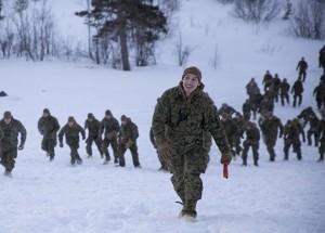 Военные США готовятся к русской зиме