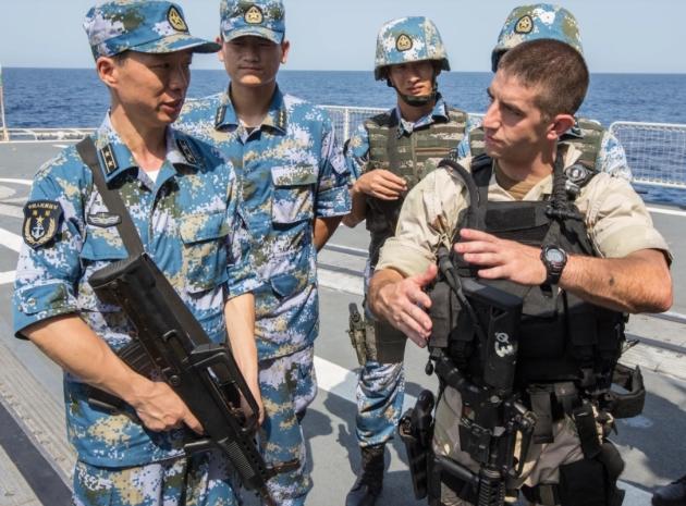 Пекин готов к горячей фазе: 3 факта о китайской армии