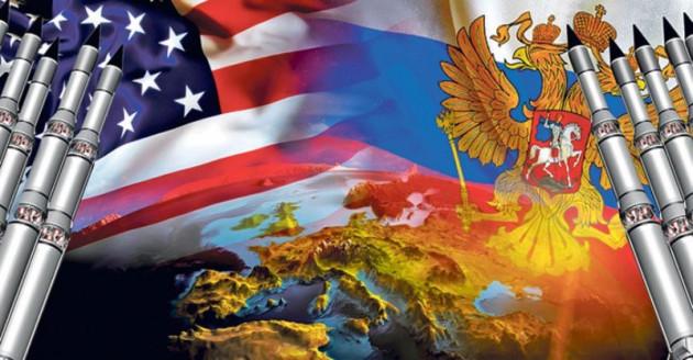 Ядерная война США с Россией